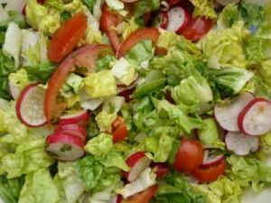 Salat - Abnehmen