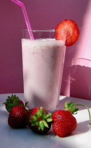 Milch-Shakes selber machen