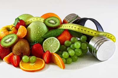 gesunde Ernährung - fit bleiben