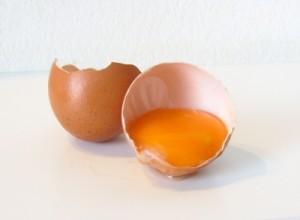 Salmonellengefahr Ei